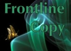 Frontline Copy Expert Awarded SEO Copywriting Certificate