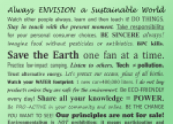 Sustainable World Manifesto