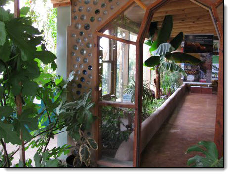 sustainable homes made from recycled materials