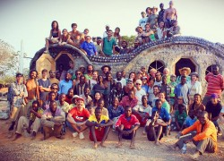 Malawi, Africa: The 10-Day Rising of an Earthship Eco-Center