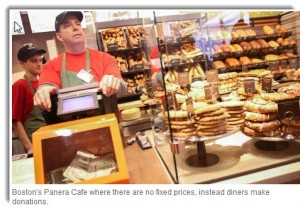 Panera Bread's Plan for America: No Artificial Flavors and Community Cafes
