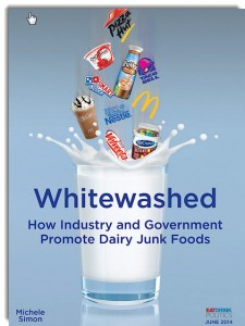 How Industry and Government Promote Dairy Junk Foods