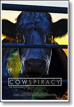 Cowspiracy movie poster livestock environment